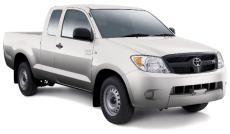 Toyota Hilux Dual